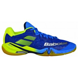 Chaussures Babolat Shadow Tour men 2018 bleues
