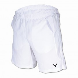 Short Victor Longfighter blanc
