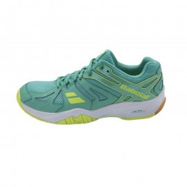 Chaussures Babolat Shadow team women vertes