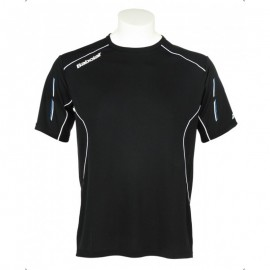 Tee-shirt Babolat Match Core boy noir