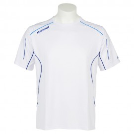 Tee-shirt Babolat Match Core boy blanc