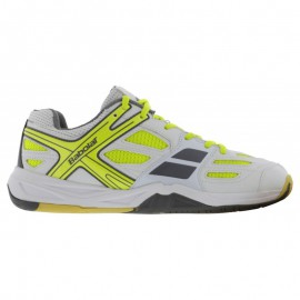 Chaussures Babolat Shadow Club blanches men