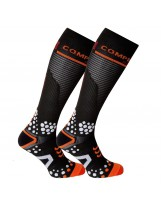 Chaussettes de compression Compressport Full socks Recovery