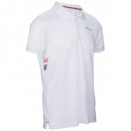 Polo Babolat Core Club men blanc