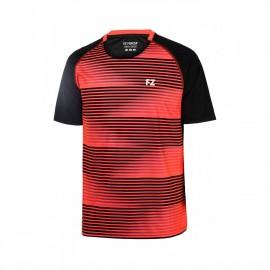 Tee-shirt Forza Dubai men noir et rouge