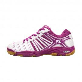 Chaussures Forza Leander women blanches et violettes