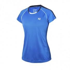 Tee-shirt Forza Gillian women bleu
