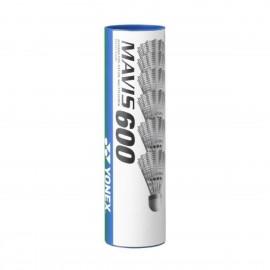 Volants plastique Yonex Mavis 600 blancs