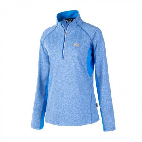 Sweat-shirt Forza Garden women bleu ciel
