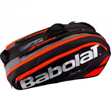 Thermobag Babolat Pure Line X12 et noir et rouge