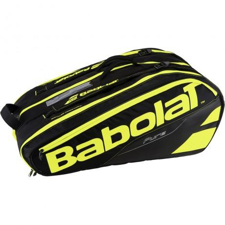 Thermobag Babolat Pure Line X12 et noir et jaune