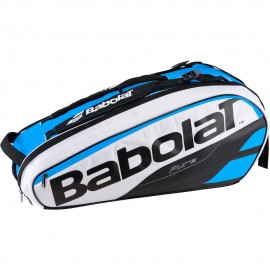 Thermobag Babolat Pure Line X12 blanc et bleu