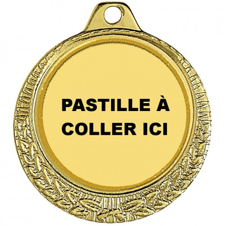 Médaille d'or M302R