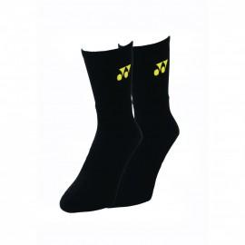 Chaussettes Yonex 1855 men noires et jaunes