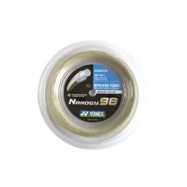 Bobine de cordage Yonex Nanogy 98