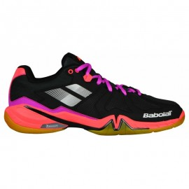 Chaussures Babolat Shadow Spirit women 2018 noires