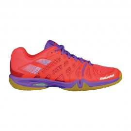 Chaussures Babolat Shadow Team women 2018 rouges