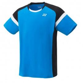 Tee-shirt Yonex Team men YM0001 bleu