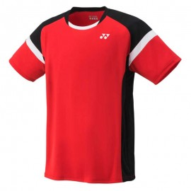 Tee-shirt Yonex Team men YM0001 rouge