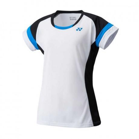 Tee-shirt Yonex Team women YW0001 blanc