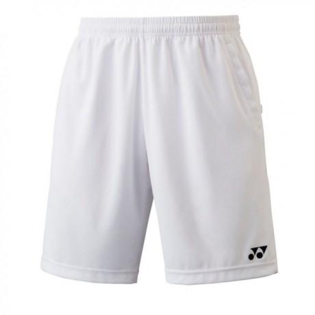 Short Yonex Team junior YJ0004 blanc