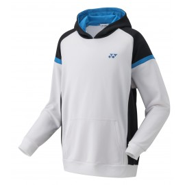 Sweat Yonex Team men YM0007 blanche