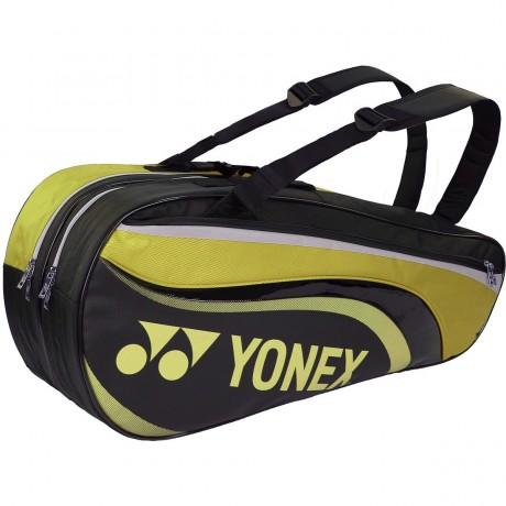 Thermobag Yonex 8826 noir et vert citron