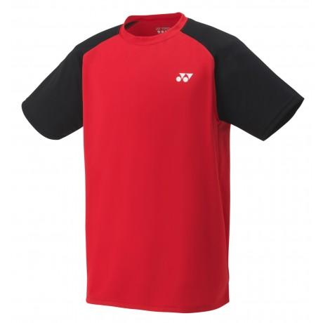 Tee-shirt Yonex Team junior YJ0001 rouge
