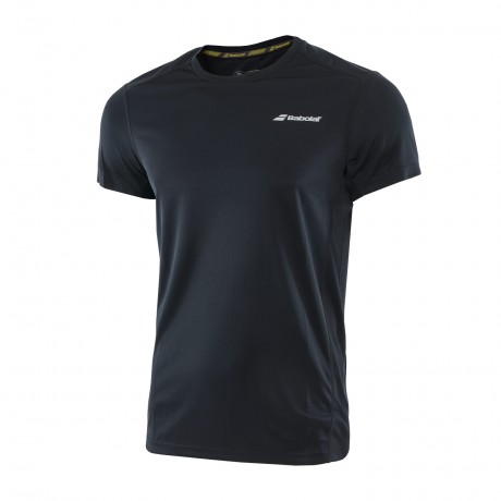 Tee-shirt Babolat Core Flag Club men noir 2018