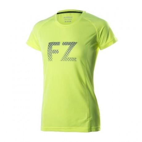 Tee-shirt Forza Miranda women jaune