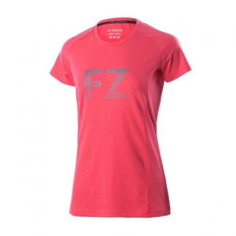 Tee-shirt Forza Miranda women rose
