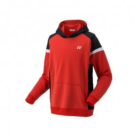 Sweat Yonex Team men YM0007 rouge