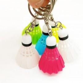 Porte-clés volant coloré