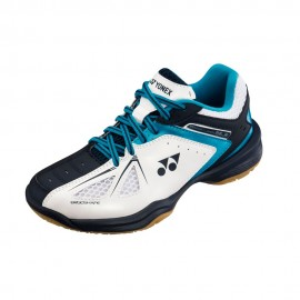 Chaussures Yonex Power Cushion 35 junior blanches