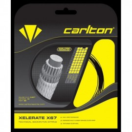 Garniture de cordage Carlton X-Elerate X67 noir