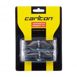 Grips Carlton Ribbed PU noirs x2