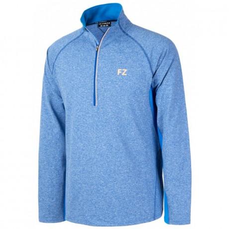 Veste à demi-zip Forza Grover men bleue