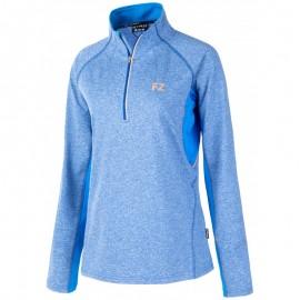 Veste à demi-zip Forza Gaden women bleue
