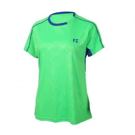 Tee-shirt Forza Bacani women vert