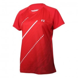 Tee-shirt Forza Bali women rouge