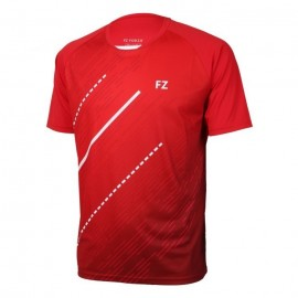Tee-shirt Forza Balkan men rouge