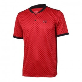 Tee-shirt Forza Bronx men rouge