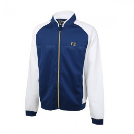Veste Forza Boston men blanche et bleue