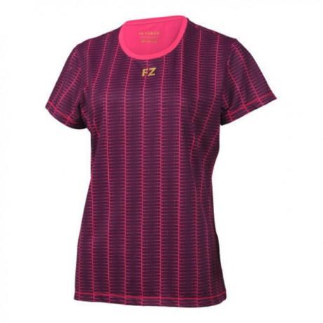 Tee-shirt Forza Bianca women rose