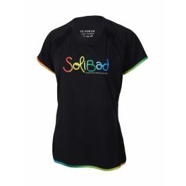 Tee-shirt Forza Solibad Bulgur women noir