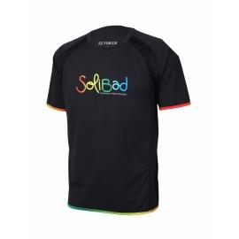Tee-shirt Forza Solibad Bush men noir