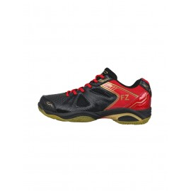 Chaussures Forza Extremely men noires et rouges