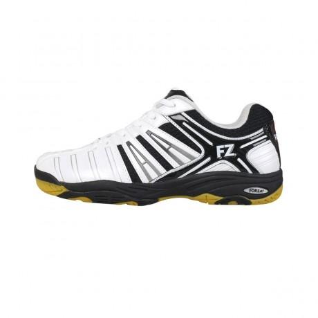 Chaussures Forza Leander men blanches et noires