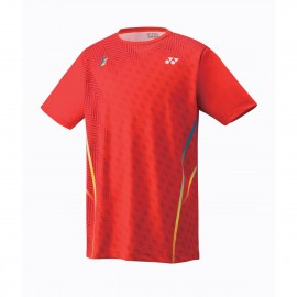 Tee-shirt Yonex 16392EX Lin Dan men orange