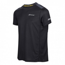 Tee-shirt Babolat Core Flag Club Men noir